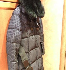 Зимнее женское пальто пуховик Lawine Savage