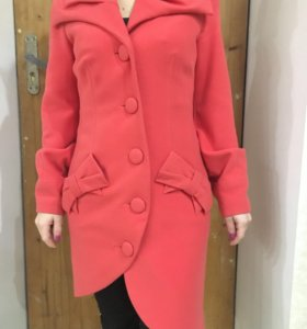 Пальто модельное