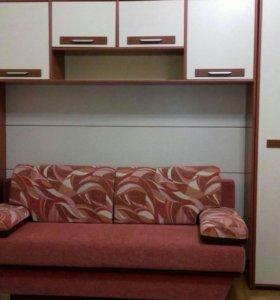 Шкаф-диван
