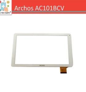Сенсорный Экран 10.1 Белый для Archos AC101BCV