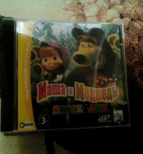 Видео игры на диске