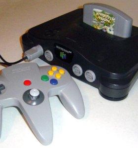 игровая приставка нинтендо 64