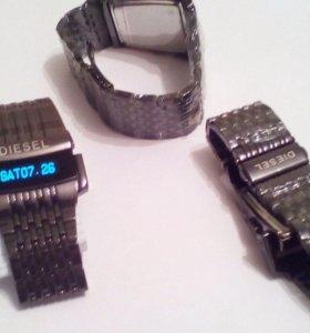 Модные часы Diesel hishnik