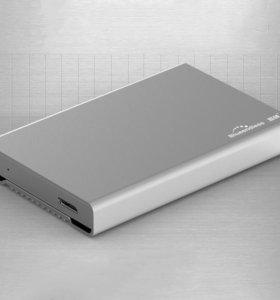 Корпус для 2.5 HDD /USB 3.0/SATA/12,5 мм