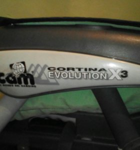 Детская коляска 3 в 1 CAM (италия)
