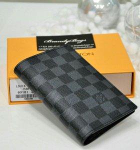 Обложки на паспорт lv в подарочной упаковке