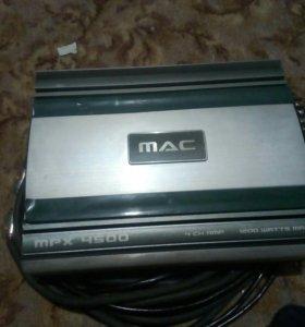 Усилитель mac