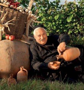 Грузинский Виноградный сок домашний