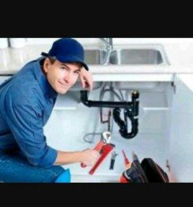 Мелкий ремонт сантехники