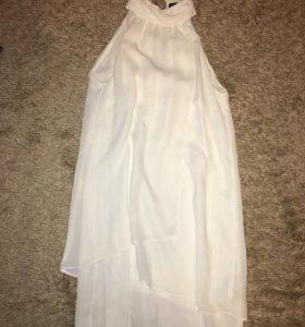 Платье шифоновое Zara