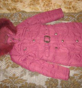 Пальто и куртка р.134