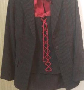 костюм (4 предмета)