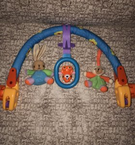 Погремушки на коляску
