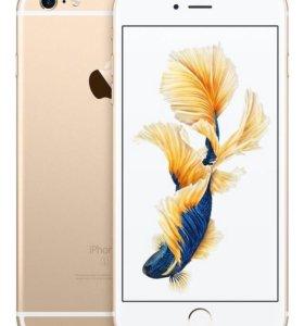 iPhone 6s 32гб золотой