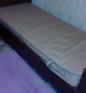 Кровать 1.5