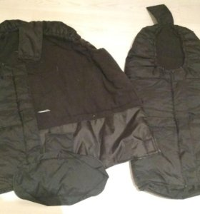 Спальный мешок в коляску аналог kaiser