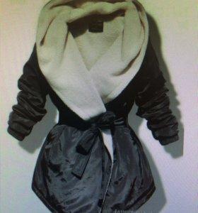 Куртка парка XL