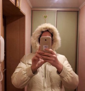 Куртка зимняя пуховик savage