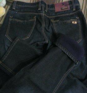 НОВЫЕ мужские джинсы с НАЧЕСОМ