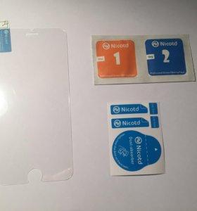 Новые защитное стекло iPhone 6,6s