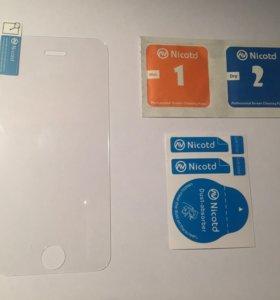 Защитное стекло iPhone 5,5s,6,6s