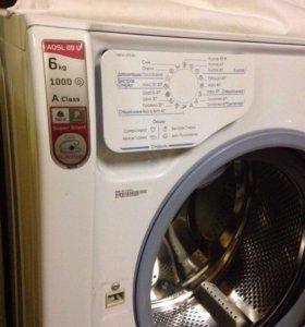 Срочно продам стиральную машину торг