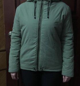 Зимняя куртка р.44-46