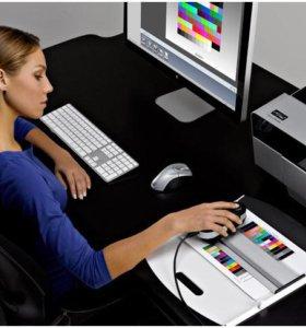 Калибровка и профилирование монитора, принтера