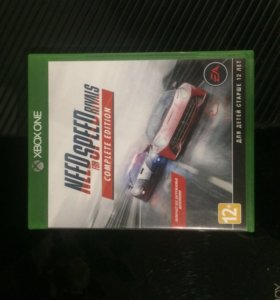 Игра для box one heed for speed rivals