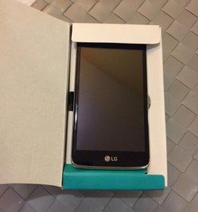 Смартфон LG K7 цвет золотой
