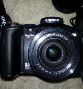 Фотоаппарат полупроф canon