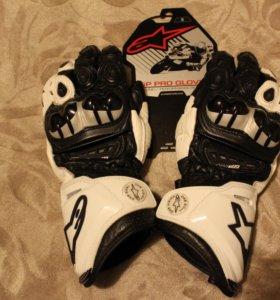 Мотоперчатки alpinestars gp pro gloves