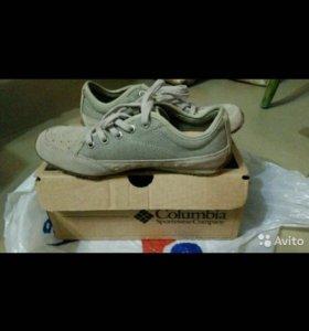 Ботинки кроссовки Colambia