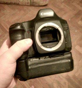 Профессиональная фотокамера Canon 5d