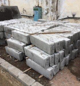 Бордюры бетонные 100х30х15