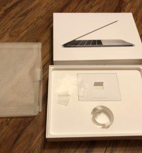 """Коробка от ноутбука MacBook Pro 13"""" 2017"""