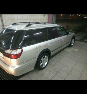 Subaru Legacy 2.0МТ, 1999, универсал (срочно)