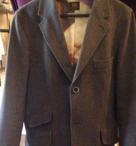 Стильный пиджак мужской