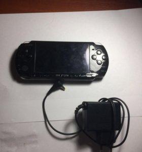 PSP на запчасти +игры в подарок