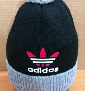 НОВОЕ. Спортивные шапки ( шерстяные вещи )