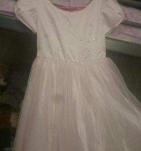 Платье праздничная