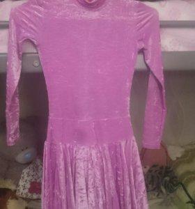 Платье рейтеньговое