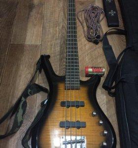 Бас-гитара warwick rockbass corvette 4 active bass
