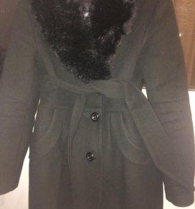 Пальто на зиму очень тёплая