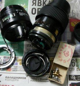 Объектив Nikon AF Micro Nikkor 105: 2.8