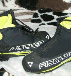 "Лыжные ботинки ""Fischer"""