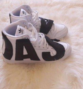 Adidas Jeremy Scott Letters