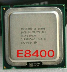 Intel Core 2 Duo E8400 3000MHz, LGA775, L2 6144Kb