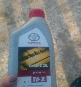 Моторное масло Toyta OW-30