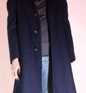 Шерстяное пальто